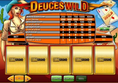 video poker gratis da scaricare